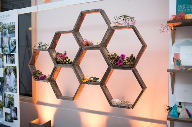 honeycomb wall