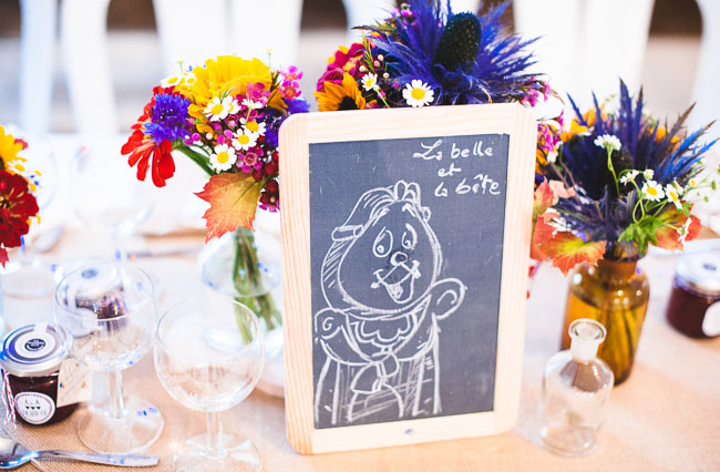 chalkboard table names