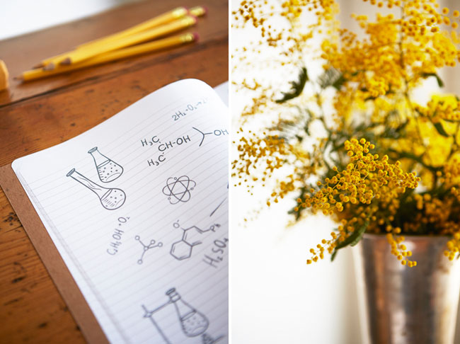 science guest book