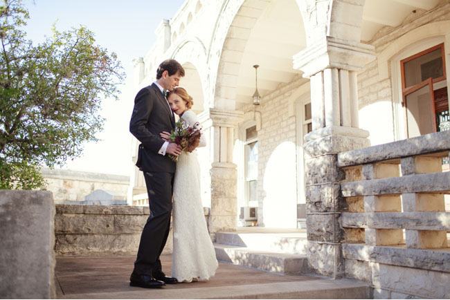 scientist wedding