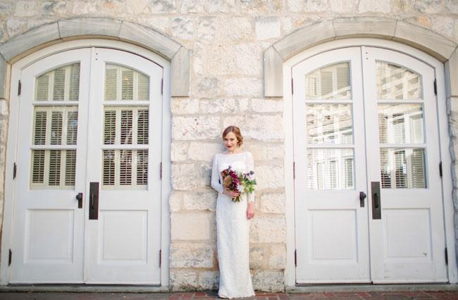 scientist bride