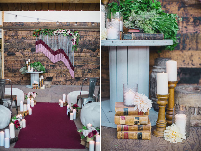 vintage warehouse inspiration