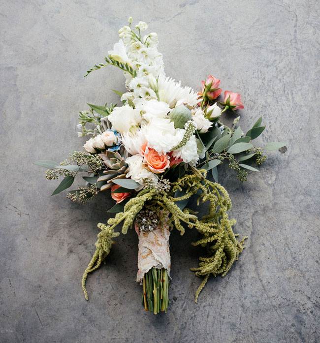 washington barn bouquet