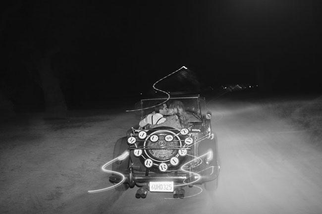 car getaway