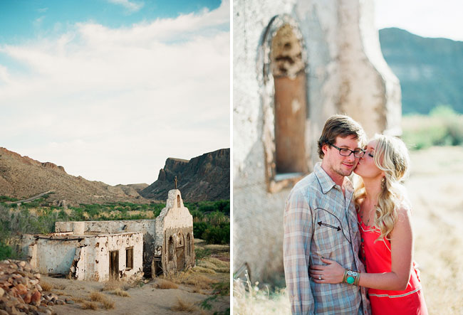 Big Bend engagement