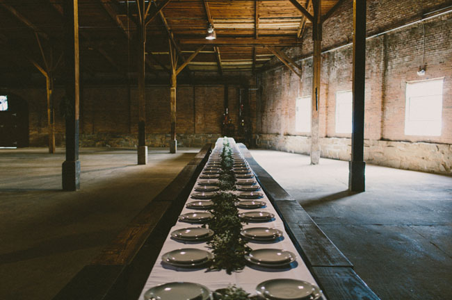 cotton mill reception