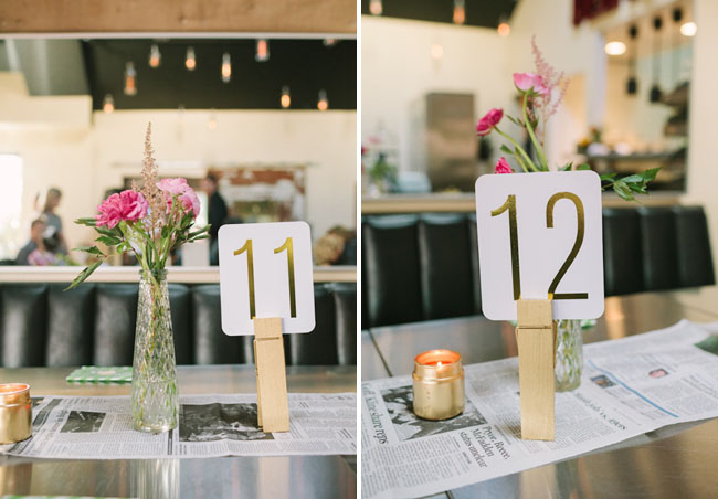 clip table numbers