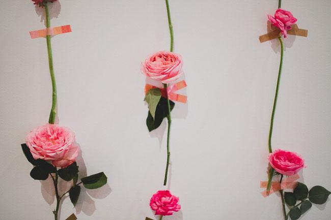 idea photocall boda o comunión
