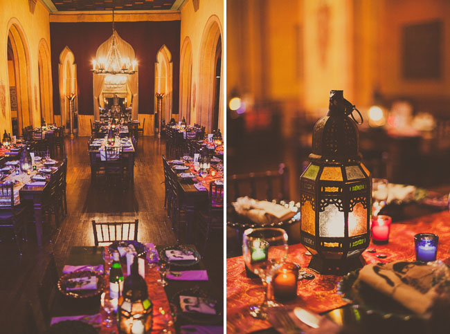 lantern table decor