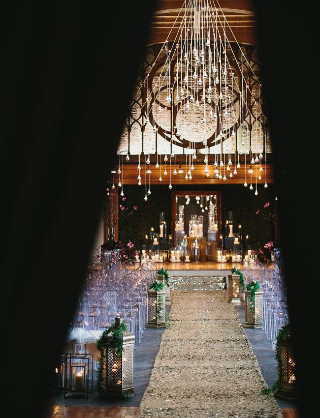 loft on pine ceremony