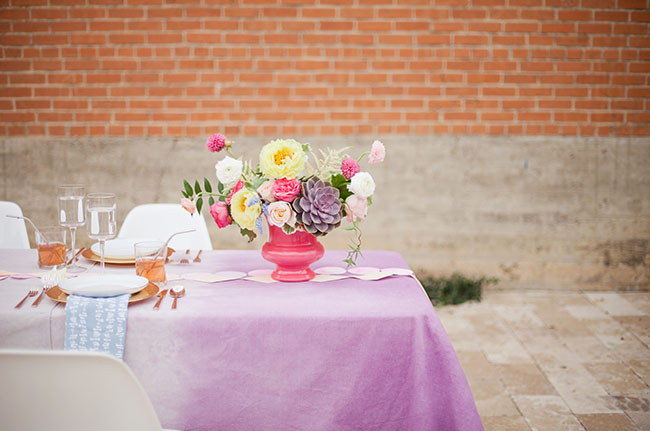 whimsical watercolor wedding inspiration