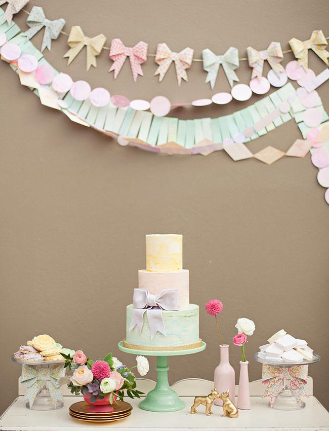 watercolor cake1