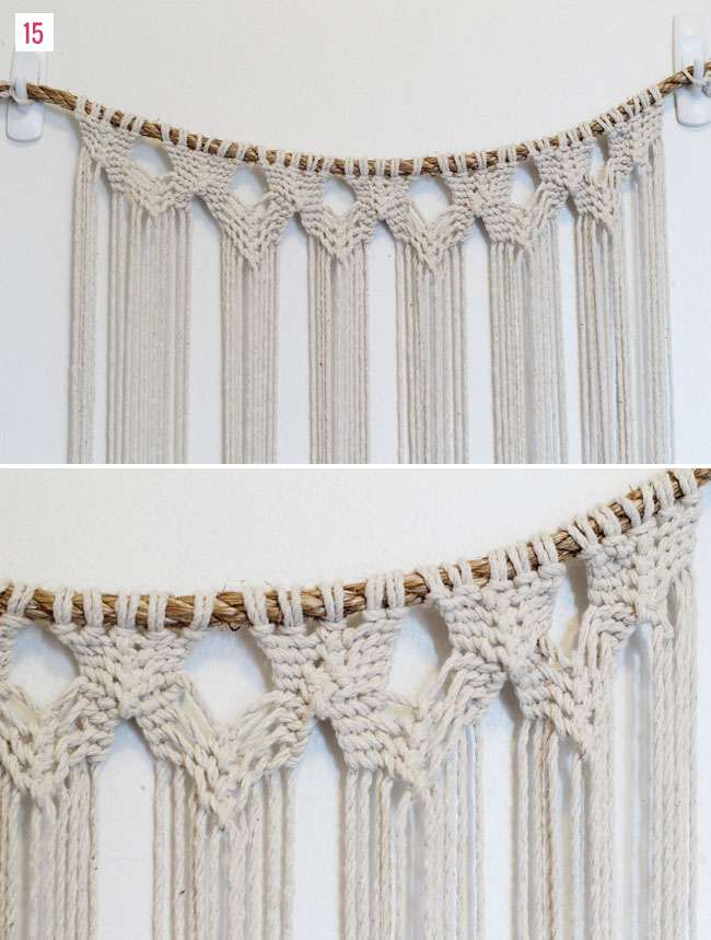 diy macrame hanging green wedding shoes weddings fashion lifestyle trave. Black Bedroom Furniture Sets. Home Design Ideas