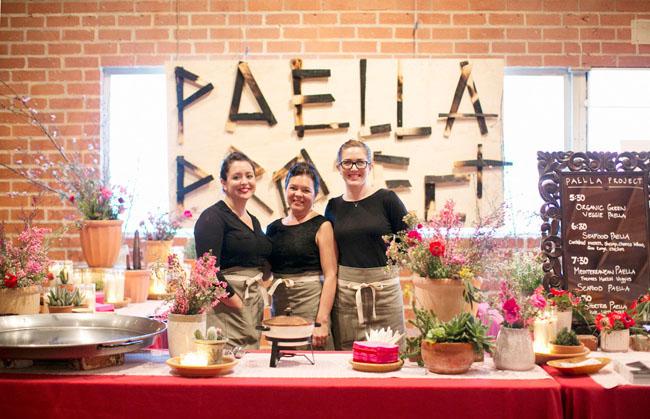 paella project