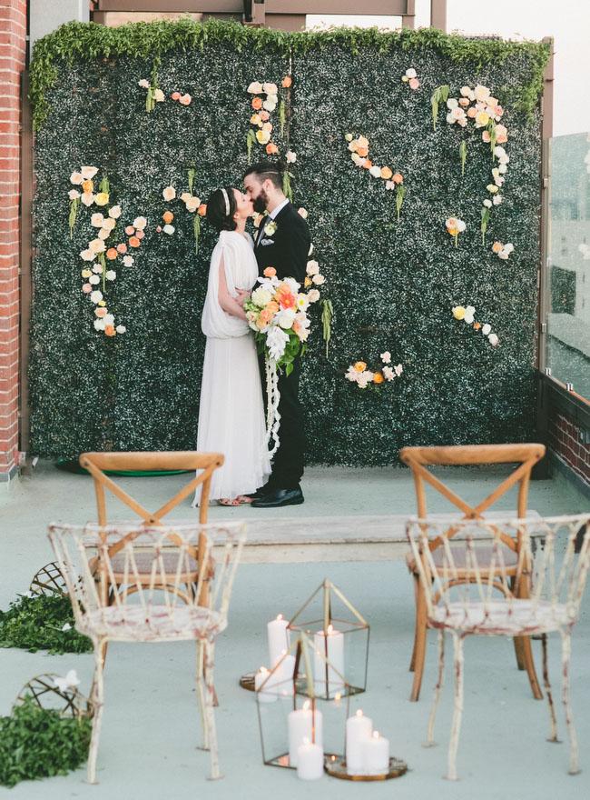 Urban Meadow Wedding Inspiration