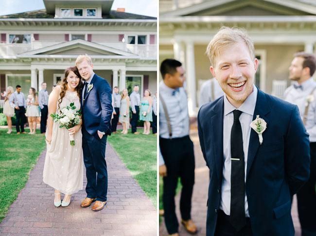 vintage northwest wedding