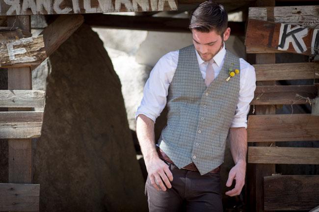 western groom