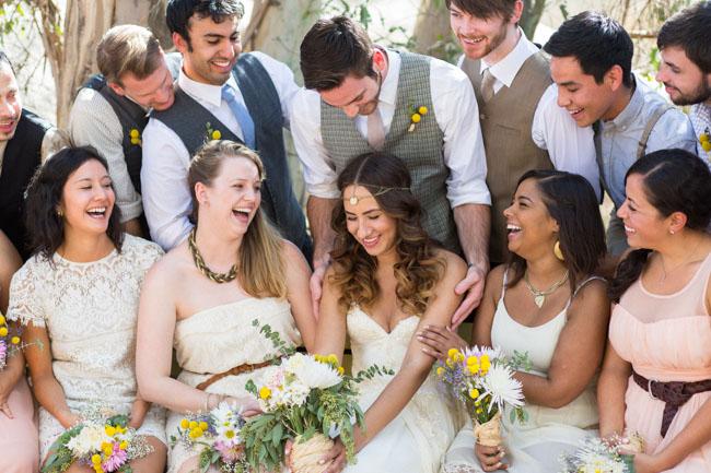 Western Wedding Bridesmaid Dresses 75 Great western ranch wedding