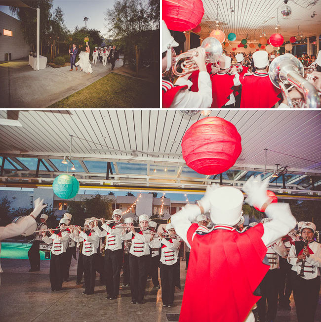wedding marching band