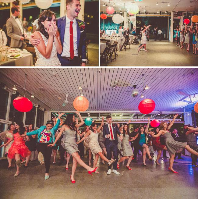 suprise dance