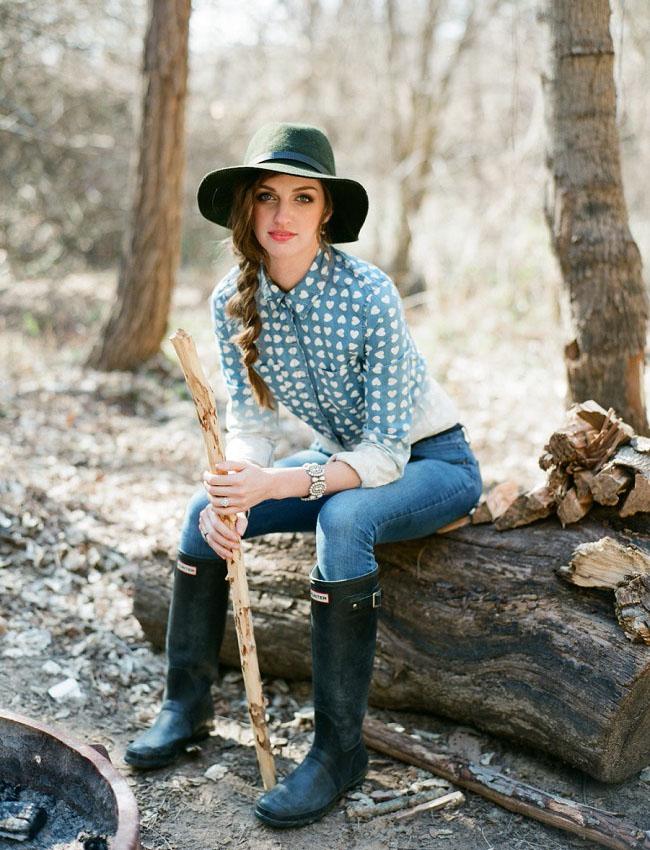 woodsy girl
