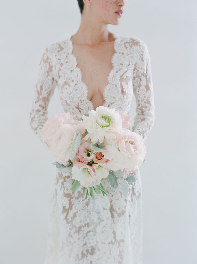 bouquet elizabeth messina