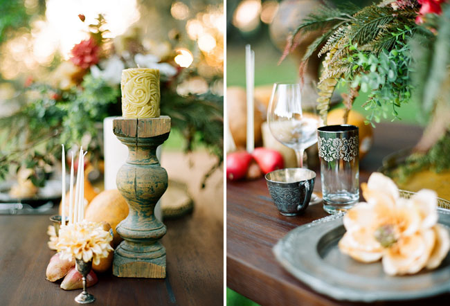 game of thrones tablescape