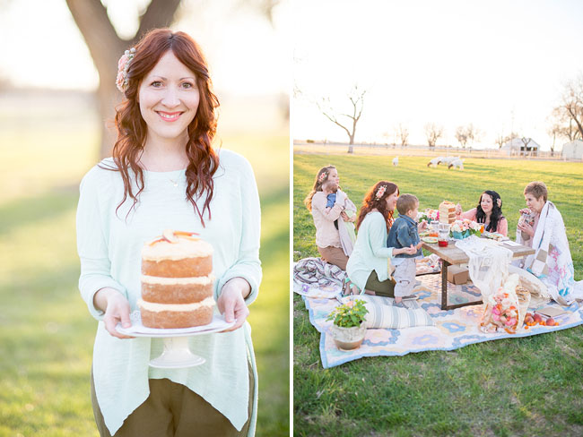 mothers day picnic
