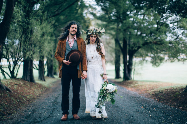 Eclectic Celestial Wedding Inspiration