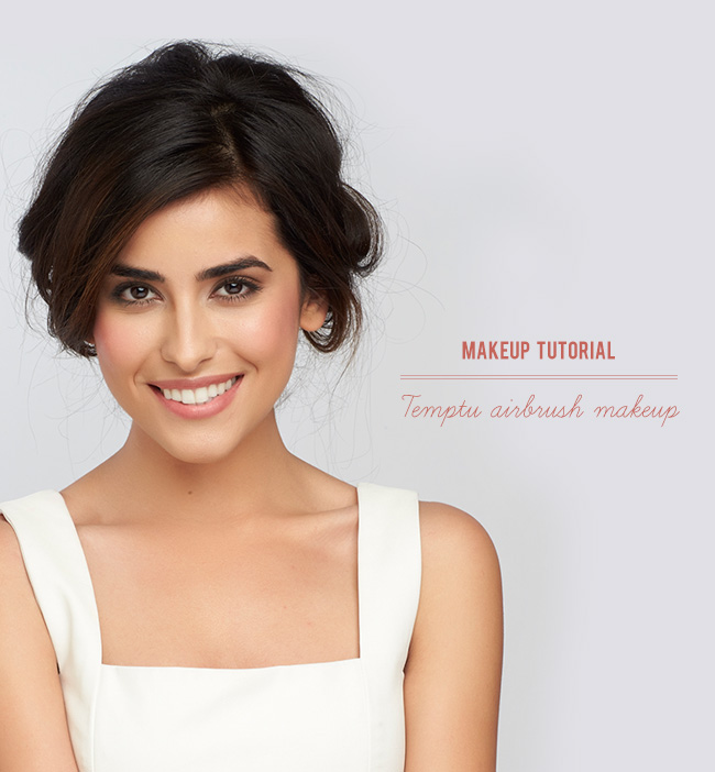 Temptu Makeup Tutorial If You Are Thinking About Doing Your Own For Wedding