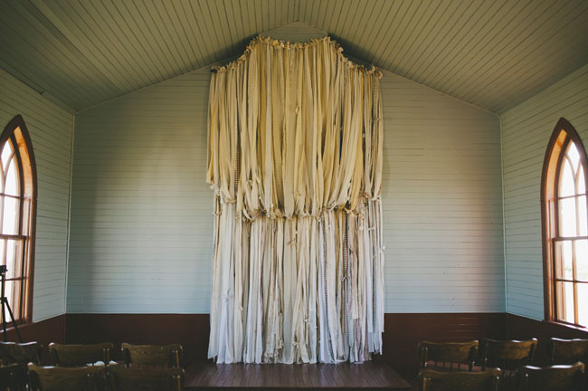 fabric ribbon backdrop1