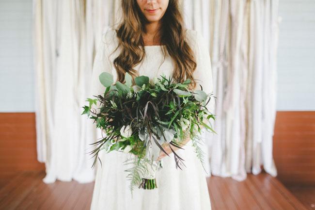 green bouquet z