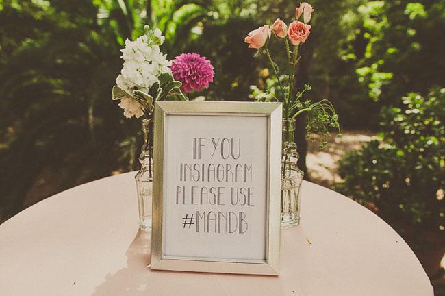 instagram hashtag wedding