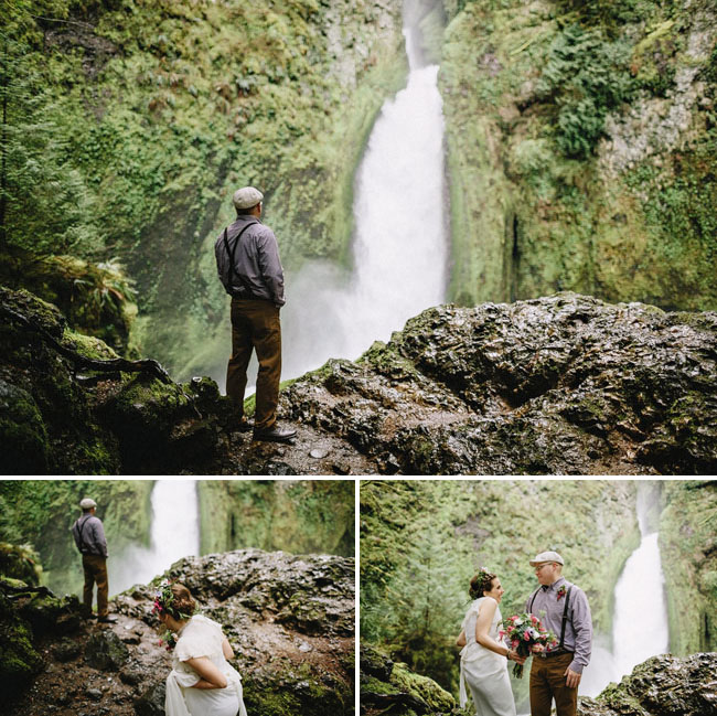 waterfall first look