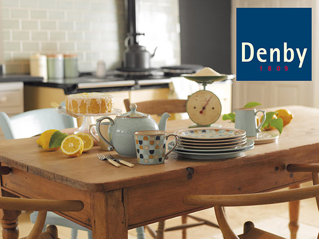 One of the most fun aspects of building your new home together as newlyweds is selecting beautiful products that youu0027ll love using for special occasions ... & Beautiful Timeless Tableware from Denby