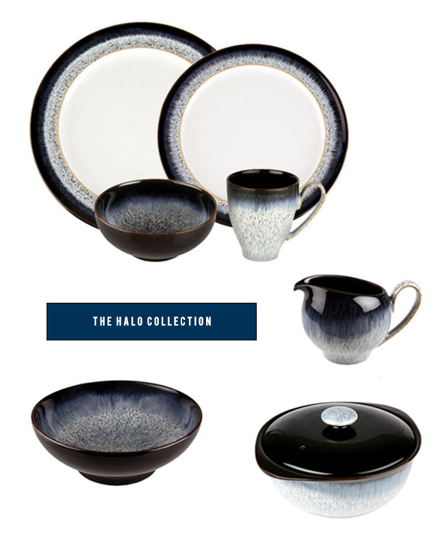 Denby Halo Collection