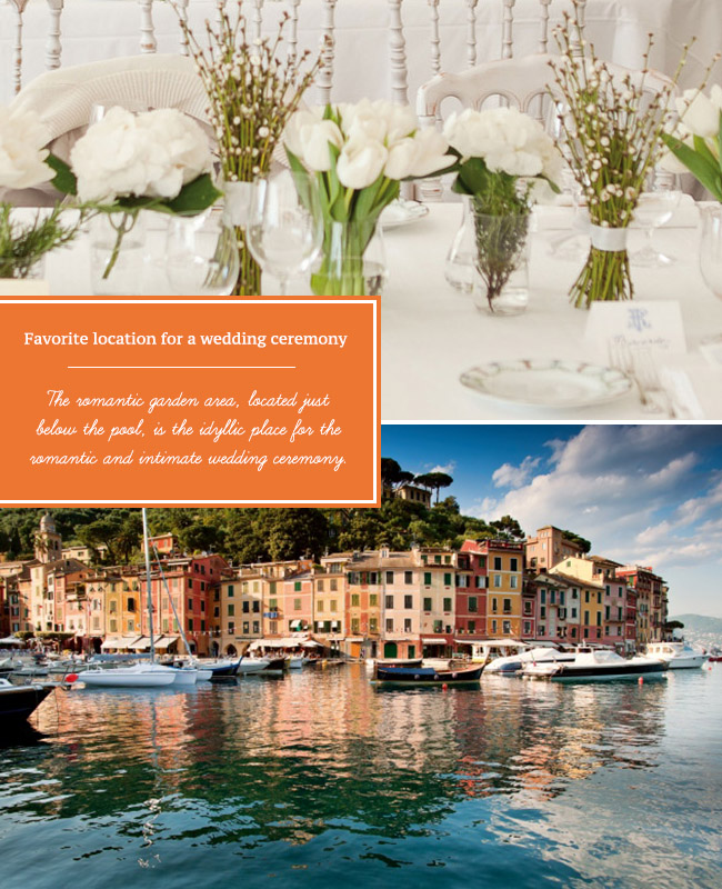 Hotel Splendido Wedding Ceremony