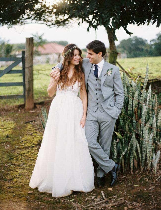 Rustic Wedding Dress 38 Vintage brazil wedding