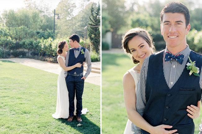 bow tie vest