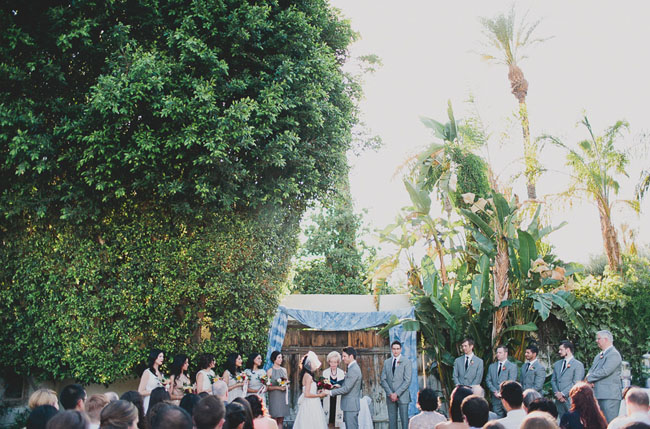 palm springs ceremony