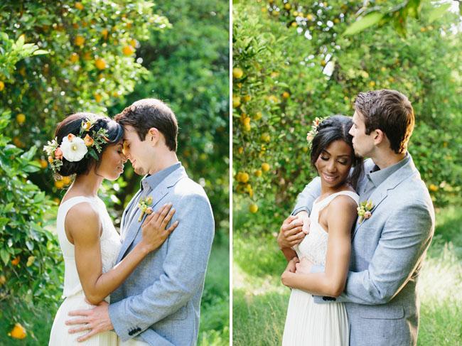 orange grove inspiration