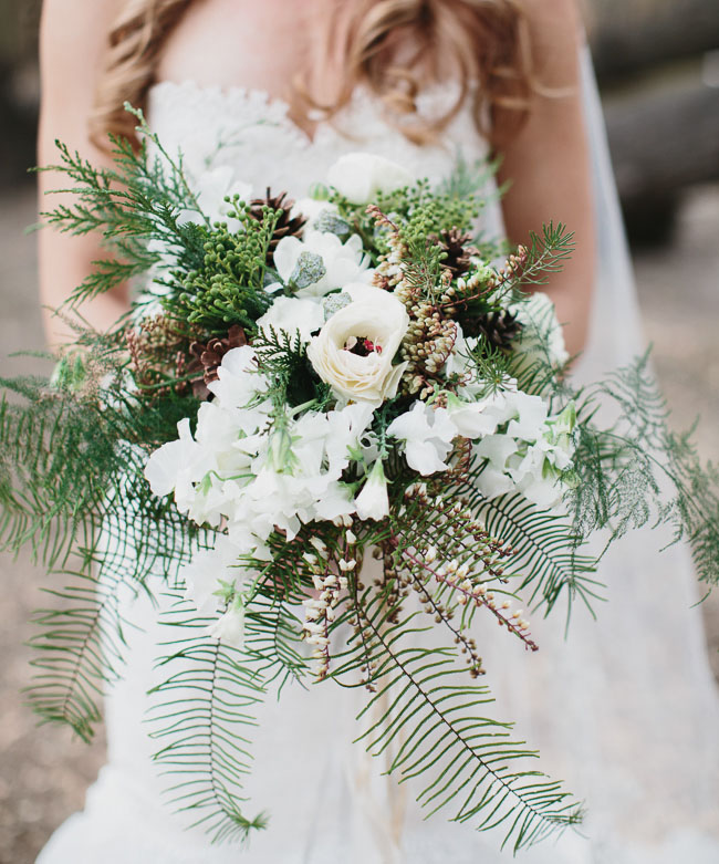 Malibu forest bouquet