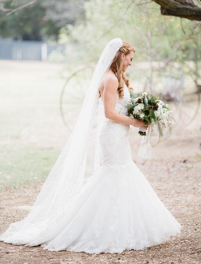 malibu forest bride
