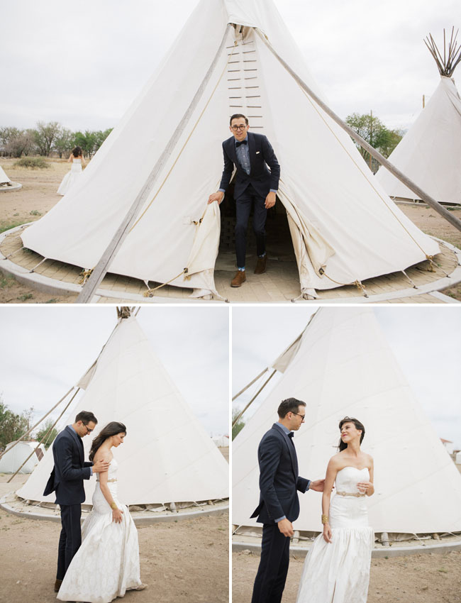 marfa teepee first look
