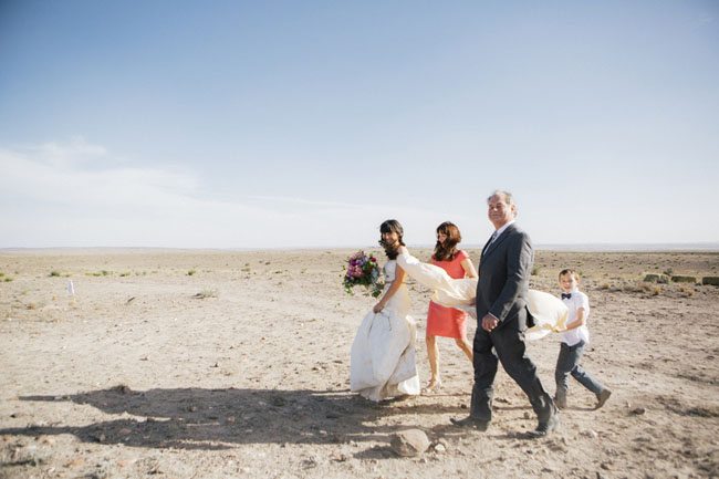 marfa desert ceremony