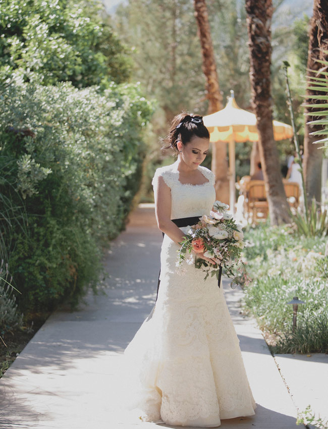 palm springs bride 1