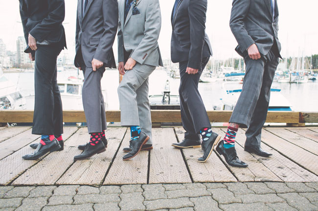 crazy groomsmen socks