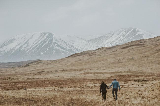 Scottish Highlands proposal