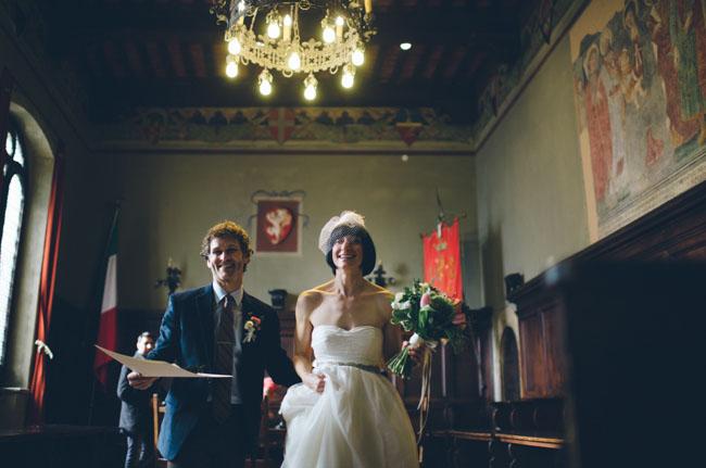 tuscany elopement