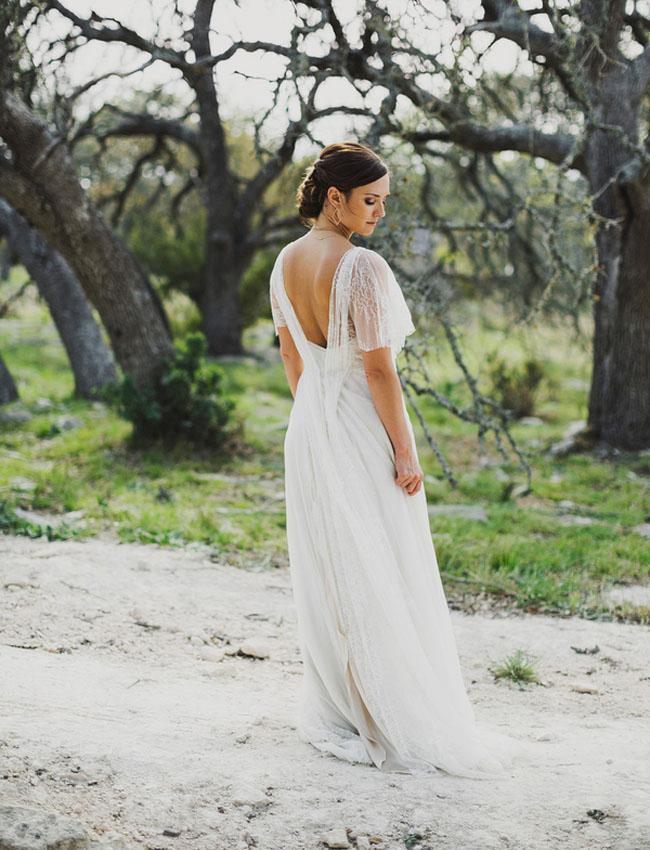 pretty river bride